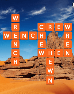 Desert Archives Word Scapes Answers