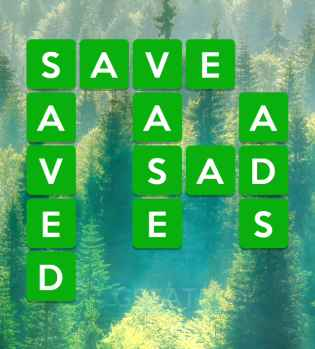 Wordscapes Forest Pine Answers (Level 13 - 20 ...