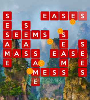 Wordscapes Canyon Pillar Answers Level 145 160 Wordscapes Reveal